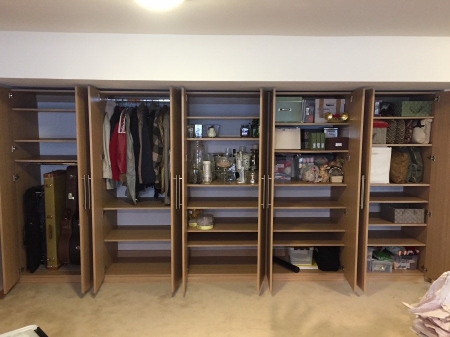 Built In Cabinets Built In Closets Seattle Bellevue Tacoma