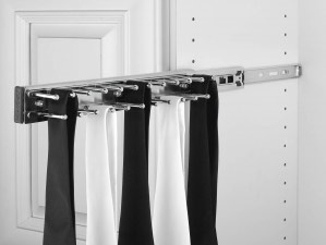 Tie Rack Closet Accessories